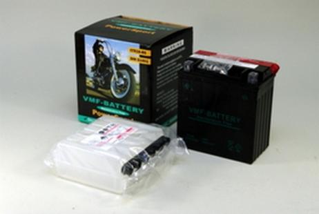 Batería de moto YTX16-BS | AGM Hermética YTX16-4