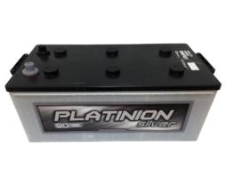 Batería de camión 235Ah Positivo derecha | PLATINION Silver