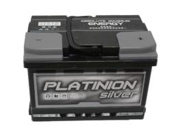 Batería de coche 60 ah | PLATINION Silver