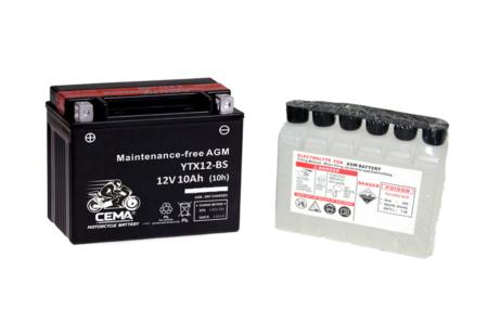 bateria de moto ytx12-bs