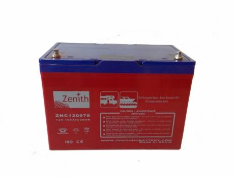 BATERÍA ZENITH AGM SELLADA 12 V 100 AH ZNC120078
