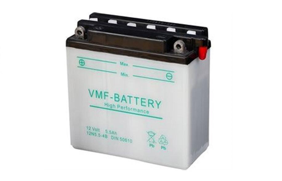 Bater/ía de moto YB12A-A marca VMF plomo /ácido CB12A-A