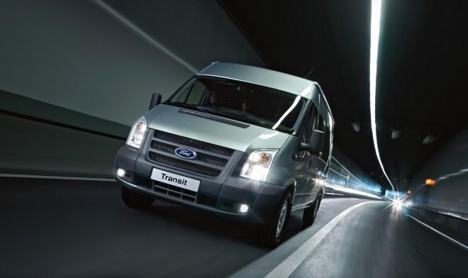 batería Ford Transit