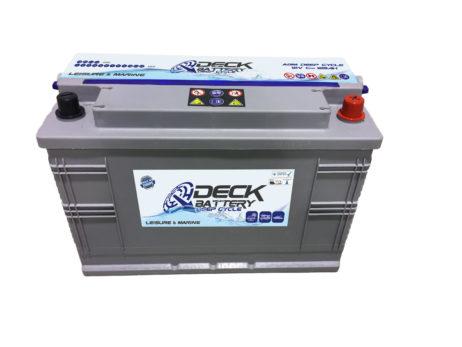Bateria Caravana y Nautica 128Ah AGM