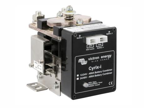 Separador Inteligente De Baterías 12V / 24V 400 A