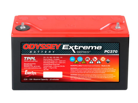 Batería Odyssey® Extreme Series PC370