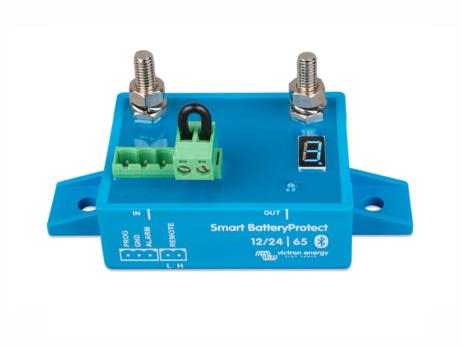 Protector Inteligente De Baterías VICTRON 12/24V 65A