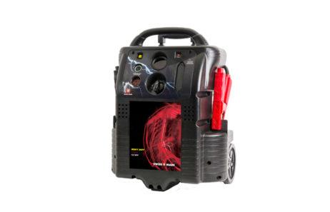 Booster Arrancador de emergencia 12-24V - 3100A