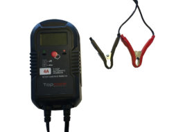 Cargador 6-12V 4A Topcore 9 Step Automatic Charger