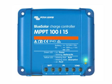 Controlador de carga BlueSolar MPPT 100-15