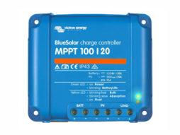 Controlador de carga BlueSolar MPPT 100-20