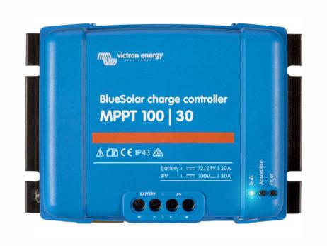 Controlador de carga BlueSolar MPPT 100-30