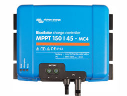 Controlador de carga BlueSolar MPPT 150-45-MC4