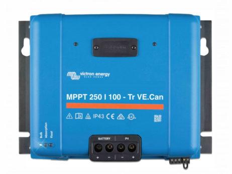 Controlador de carga BlueSolar MPPT 250/100-Tr VE.Can
