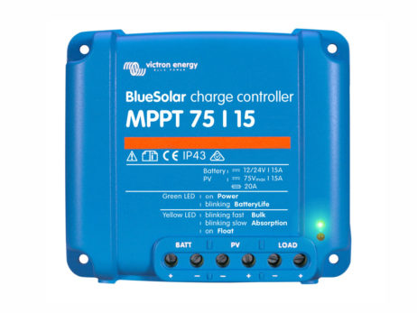 Controlador de carga BlueSolar MPPT 75-15
