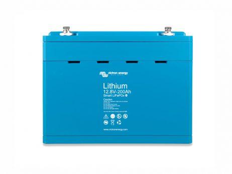 Batería Victron LiFePO4 Smart 12,8V 200Ah