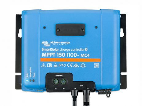 Controlador de carga SmartSolar MPPT 150/100-MC-4 VE.Can