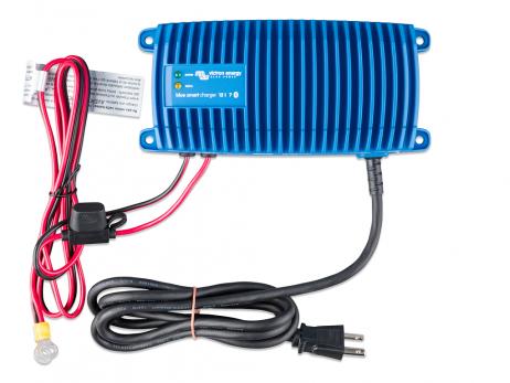 Cargador de Baterias hidrofugo 12V 7A Blue Smart IP67