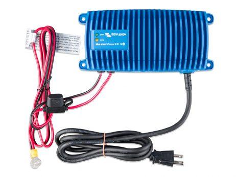 Cargador de Baterias hidrofugo 24V 12A Blue Smart IP67