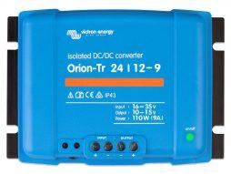 Convertidor CC-CC Orion 24V-12V 9A (110W) Aislado
