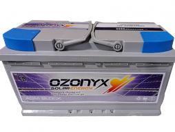 Batería solar 100Ah AGM
