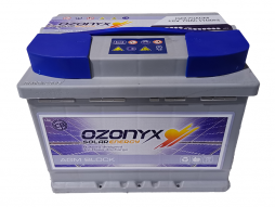 Batería solar 70Ah AGM